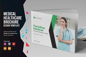 Medical HealthCare Brochure v3