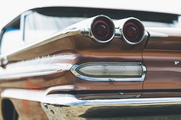 Transportation Stock Photos: Markus Spiske | Images - US Muscle Car Classic Oldtimer