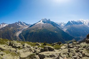 Tour du Mont-Blanc Voza,France