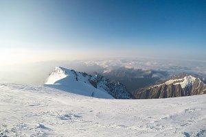Tour du Mont-Blanc  de Voza France