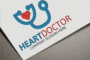 Heart Doctor Logo