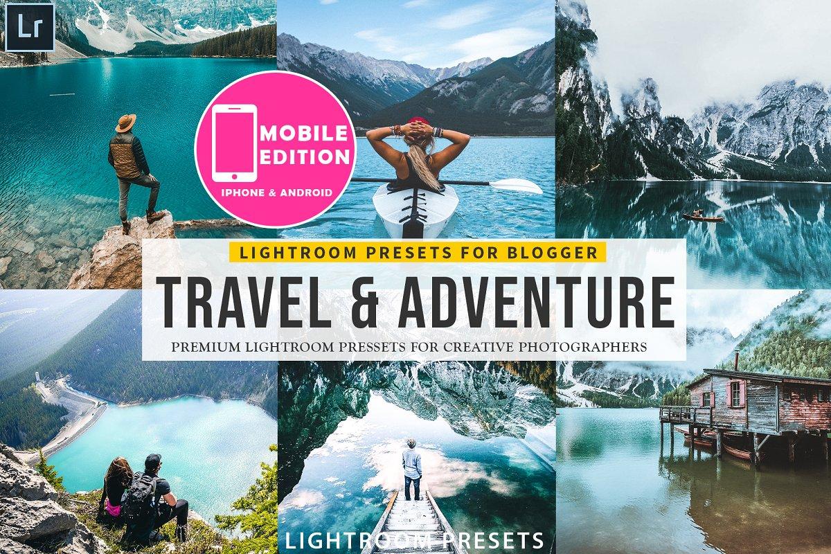 Travel & Adventure Lightroom presets ~ Lightroom Presets