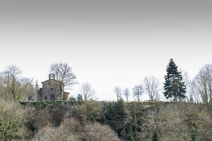 Rupit old church