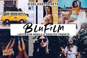 Blu Film Lightroom Presets