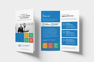 Bi-fold DL Brochure