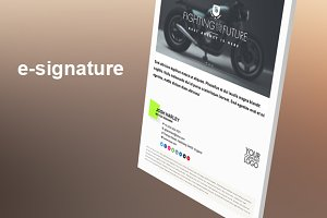 E-Signature (Color)