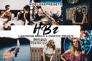 HB2 Lightroom Presets