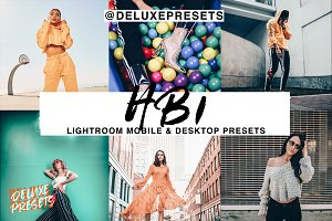 HB1 Lightroom Presets