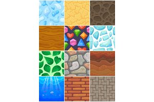 Building background wall vector