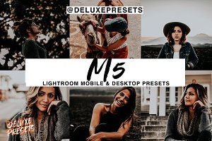 M5 Lightroom Presets
