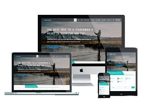 TPG Fishing WordPress Fishing theme