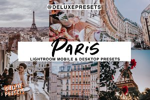Paris Lightroom Preset