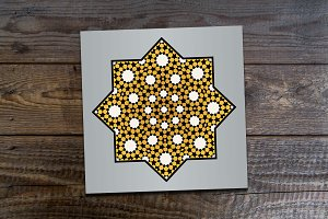 Morocco geometric Ornament