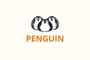 Penguin Logo Design