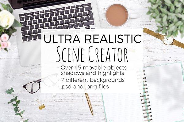 Ultra Realistic Scene Creator