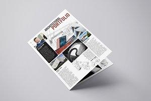 Architectural Portfolio Brochure V02