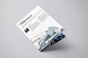 Architectural Portfolio Brochure V03