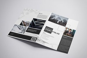 Architecture Brochure Template V04