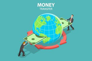 International money transfer