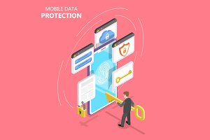 Mobile data protection