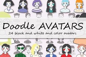 Doodle AVATARS