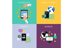 Internet Business, Payment Concepts