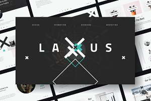 Laxus - Powerpoint Template