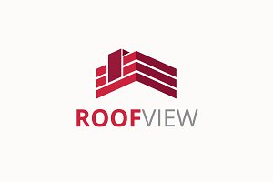 Roof View Logo