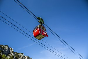 cable car cable railway