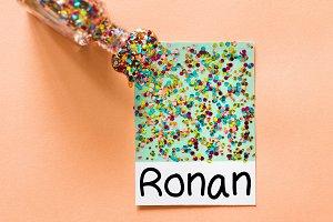 Ronan - A Handwritten Font