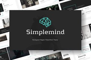 Simplemind - Powerpoint Template