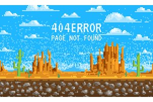 404 error page. not found