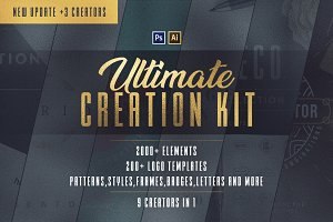 9in1 Ultimate Creation Kit | $39