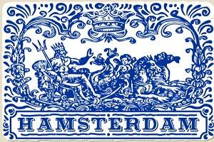 Traditional Tiles Amsterdam Azulejos