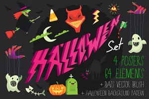 Halloween Icons and Posters SALE!