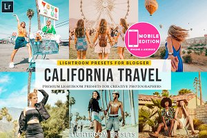 California Blogger instagram Presets