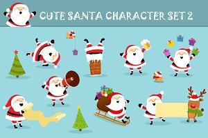 Cute Santa Set Vol:2