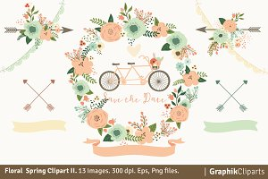 Floral Spring II