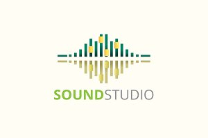 Sound Studio Logo