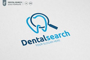 Dental Search Logo