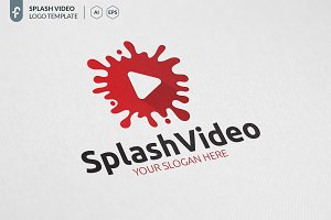 Splash Video Logo