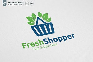 Fresh Shopper Logo