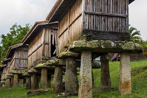 Galician granary