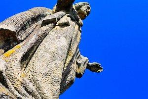 Christ of stone