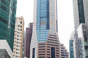 Urban scene. Singapore