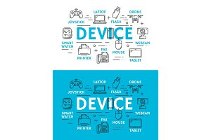 Digital devices and technology