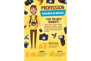 Photographer profession