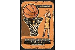 Sport club, best basketball players