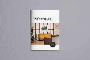 Interior Designer Portfolio V02