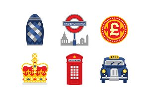 Great Britain national symbols